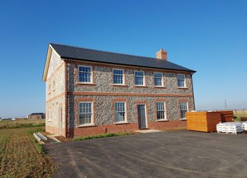 Thumbnail 4 bed detached house to rent in Fermoy Stud, Newmarket