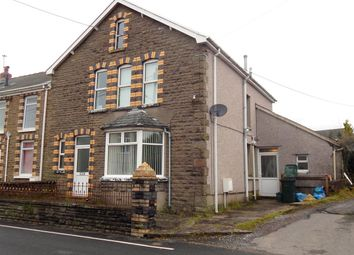 Thumbnail 4 bed semi-detached house for sale in Llandeilo Road, Upper Brynamman, Ammanford