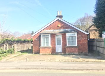 Thumbnail 2 bed bungalow to rent in Frimley Road, Ash Vale, Surrey