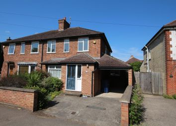 3 bed semi-detached house for sale in Perne Road, Cambridge CB1