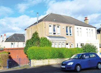 Thumbnail 3 bed semi-detached house for sale in Balcarres Avenue, Kelvinside, Glasgow