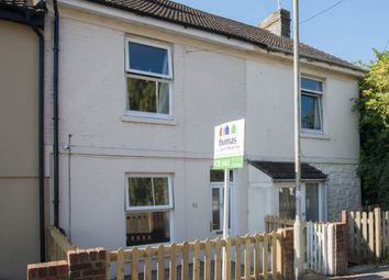 Thumbnail 3 bedroom terraced house for sale in Mayfield Avenue, Dover