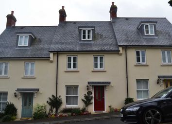 Thumbnail 4 bed terraced house for sale in Hillcrest Gardens, Exmouth