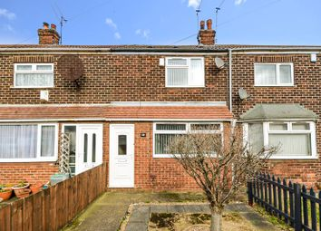 Thumbnail 3 bed terraced house for sale in 59 Kathleen Road, Hull