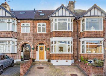 Thumbnail 4 bed terraced house for sale in Sky Peals Road, Woodford Green