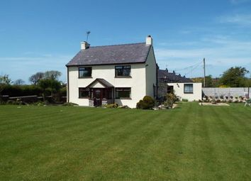Thumbnail 3 bed detached house for sale in Tyn Lon, Anglesey