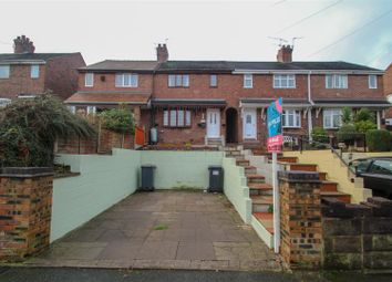 Thumbnail 3 bed town house for sale in Vale View, Porthill, Newcastle