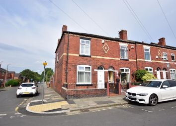 Thumbnail 2 bed end terrace house for sale in St. Peters Road, Swinton, Manchester