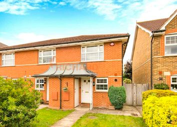 Thumbnail 2 bed end terrace house for sale in Bampton Drive, London