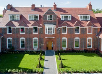 Thumbnail 2 bed flat for sale in Poulter Court, Frimley