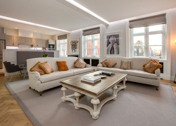 Thumbnail 3 bedroom flat to rent in North Audley Street, Mayfair