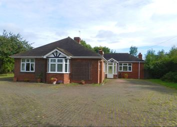Thumbnail 4 bed bungalow for sale in Plank Lane, Water Orton, Birmingham