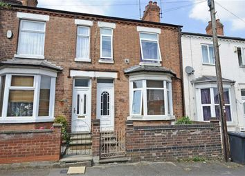 2 bed terraced house for sale in Knox Road, Wellingborough NN8