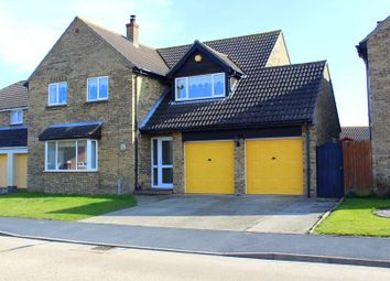 Thumbnail 4 bed detached house for sale in Frietuna Road, Kirby Cross, Frinton-On-Sea