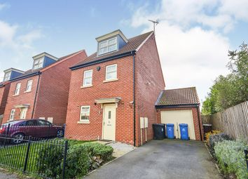 Thumbnail 4 bed detached house for sale in Hawthorn Street, Derby