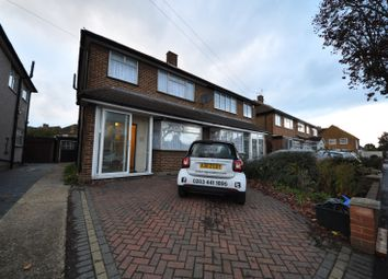 Thumbnail 3 bed link-detached house to rent in Donald Drive, Chadwell Heath Romford Essex