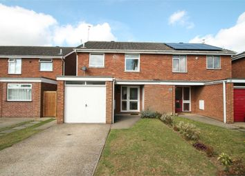 Thumbnail 3 bed semi-detached house for sale in Chatsworth Drive, Rushmere St Andrew, Ipswich
