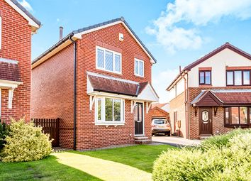 Thumbnail 3 bed detached house for sale in Hopefield Way, Rothwell, Leeds