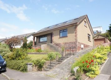 Thumbnail 4 bed detached house to rent in Napier Avenue, Dumbarton