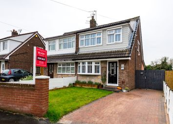 Thumbnail 3 bed semi-detached house for sale in Holly Road, Haydock, St. Helens