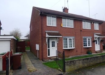 Thumbnail 3 bed semi-detached house for sale in Lansdown Avenue, South Kirkby