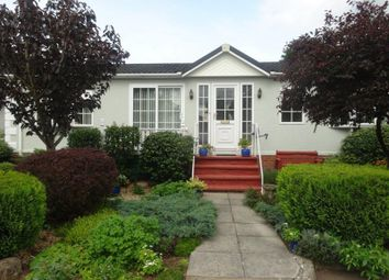 Thumbnail 2 bed mobile/park home for sale in Riverside Park, Mayhill, Monmouth