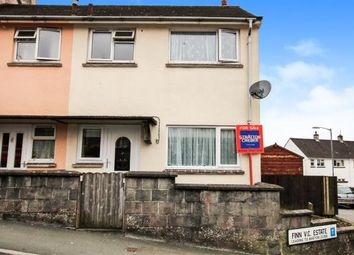 Thumbnail 3 bed end terrace house for sale in Bodmin, Cornwall, .