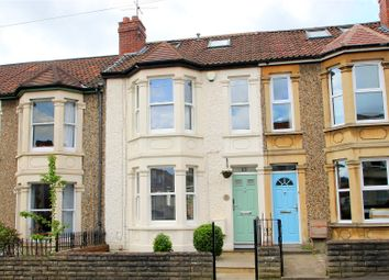 Thumbnail 4 bed terraced house for sale in Almorah Road, Victoria Park, Bristol