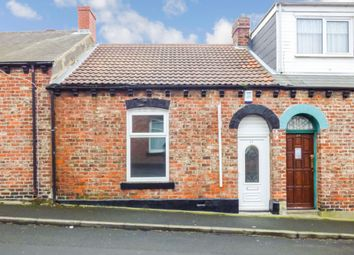 Thumbnail 2 bedroom cottage for sale in James Street, Sunderland