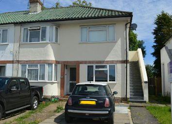Thumbnail 2 bedroom maisonette to rent in Station Avenue, West Ewell, Epsom