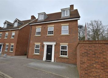 Thumbnail 5 bedroom detached house for sale in Whernside Drive, Stevenage, Herts
