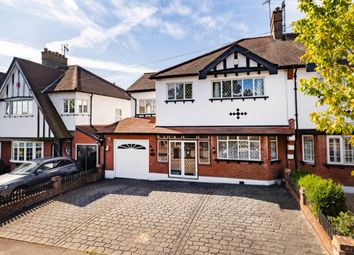 Thumbnail 4 bed semi-detached house for sale in Essex Road, London, Essex