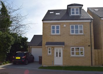 Thumbnail 4 bed detached house to rent in Stonehouse Gardens, Cluntergate, Horbury