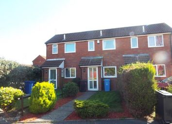 Thumbnail 2 bed terraced house for sale in Mapperton Close, Canford Heath, Poole