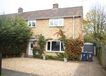 Thumbnail 3 bedroom semi-detached house for sale in The Orchard, Fen Drayton, Cambridge