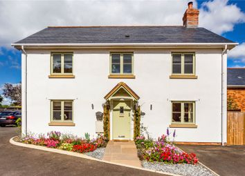 Thumbnail 4 bed detached house for sale in Worsdell Close, Netheravon, Salisbury, Wiltshire
