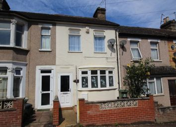 Thumbnail 3 bed terraced house to rent in Gordon Road, Belvedere
