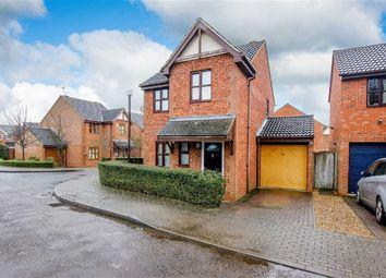 Thumbnail 3 bed detached house for sale in Howe Rock Place, Tattenhoe, Milton Keynes, Bucks