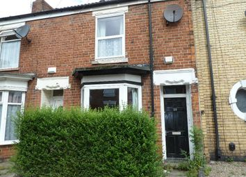 Thumbnail 3 bed terraced house for sale in Ryde Street, Hull