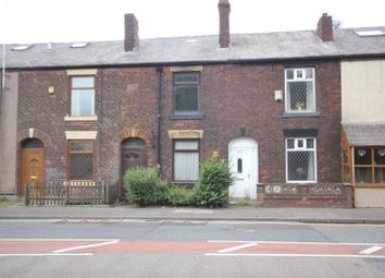 Thumbnail 2 bed terraced house for sale in Halifax Road, Rochdale