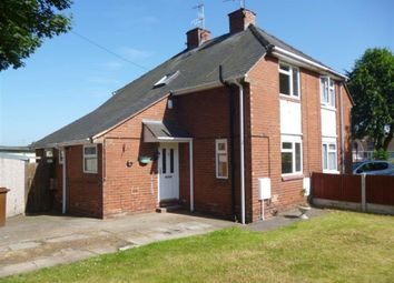 Thumbnail 3 bed semi-detached house to rent in Brougham Avenue, Mansfield