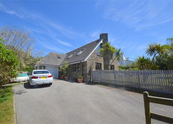 Thumbnail 3 bedroom detached house for sale in The Links, Pengersick Lane, Praa Sands, Penzance