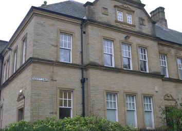Thumbnail 2 bed flat to rent in Clare Court, Prescott Street, Halifax