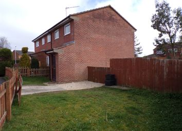 Thumbnail 3 bed semi-detached house for sale in Hyson Crescent, Ludgershall, Andover