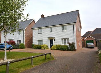 Thumbnail 4 bedroom detached house for sale in Warwick Road, Little Canfield, Dunmow
