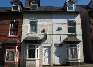 Thumbnail 3 bed terraced house to rent in Coldbath Road, Moseley, Birmingham