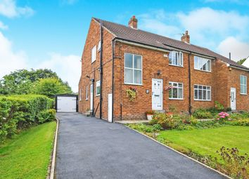 Thumbnail 3 bedroom semi-detached house for sale in The Drive, Adel, Leeds