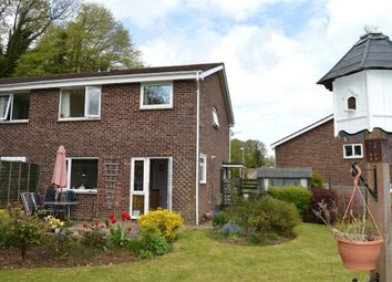 Thumbnail 4 bed semi-detached house to rent in Higher Budleigh Meadow, Newton Abbot, Devon