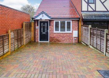 Thumbnail 1 bed detached bungalow for sale in Maple Road, Bradmore, Wolverhampton