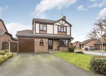 Thumbnail 4 bed detached house for sale in Summerfield Drive, Moulton, Northwich